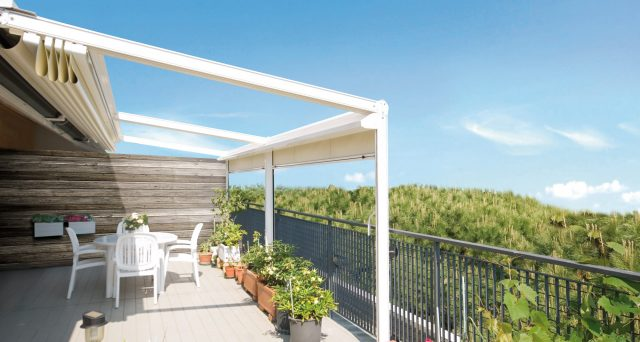 Mobili Per Terrazzo Roma : Veranda tettoia pergotenda: cosa sapere su permessi