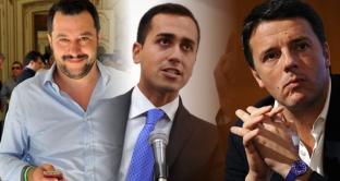 Salvini-renzi-dimaio