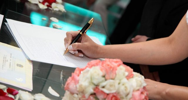Matrimonio comunione o separazione dei beni cosa conviene for Separazione o comunione dei beni