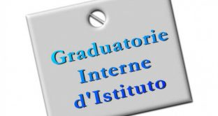 graduatorie interne d'istituto