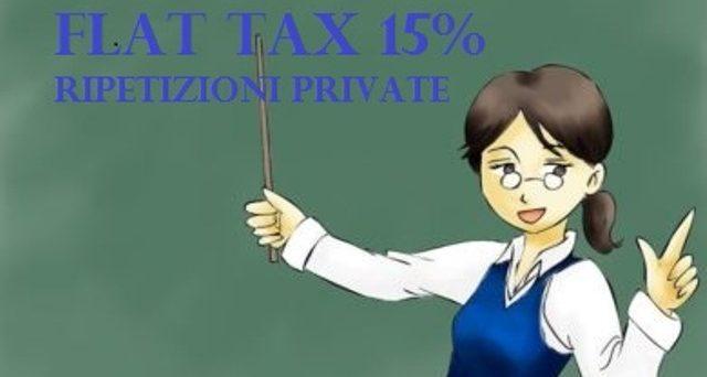 Tasse sulle ripetizioni private degli insegnanti: quali codici tributo si devono usare per pagare la flat tax?