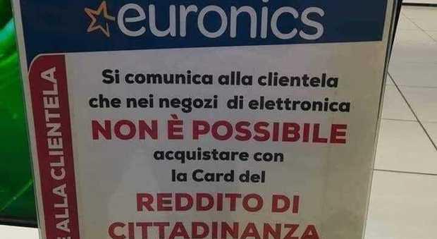 Fino a che non ci saranno indicazioni più chiare sulle spese immorali, alcuni negozi, come quelli di elettronica, potrebbero rifiutare pagamenti con la carta del reddito di cittadinanza?