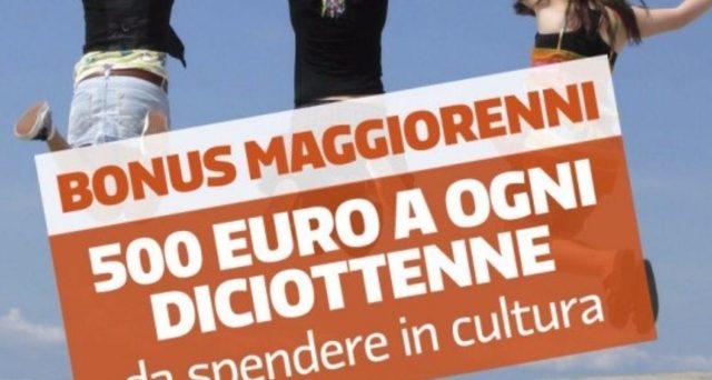 Per tutti i nati nel 2000 il Bonus Cultura consente di spendere fino a 500 euro in attività culturali. Cosa fare per ottenere il contributo.