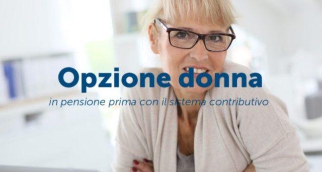 Requisiti Opzione Donna: come controllare il diritto alla pensione anticipata e fino a quando si può fare domanda. Simulazione caso concreto.