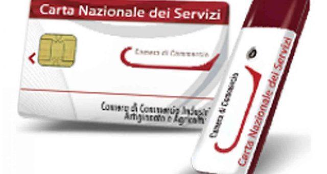 La Carta Nazionale dei Servizi è un documento di identità digitale che permette di accedere a tutti i servizi della Pubblica Amministrazione. Viene rilasciato dalle Camere di Commercio.