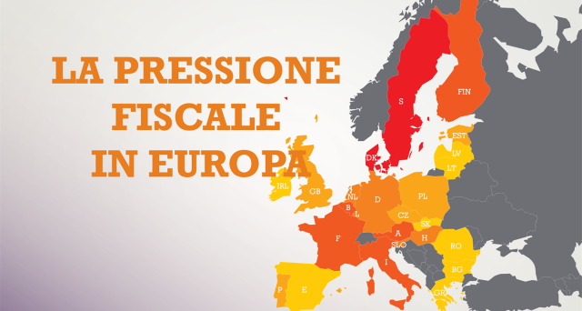 Pressione fiscale verso il 47%. Per ogni euro incassato, quasi la metà va al fisco. Secondo Unimpresa, aumenteranno Iva, Irpef, Ires, Irap e tasse locali.