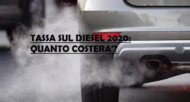 Accise sul carburante: dal 2020 nuova tassa sul diesel. Ecco chi la dovrà pagare, quanto costerà e perché il Governo sta pensando di applicarla.