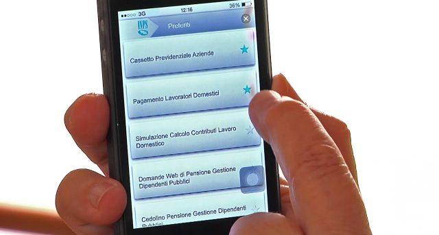 Più informazioni a disposizione del lavoratore privato attraverso l'accesso al servizio CIP. Tutti i dati visibili e la possibilità di segnalare eventuali errori.