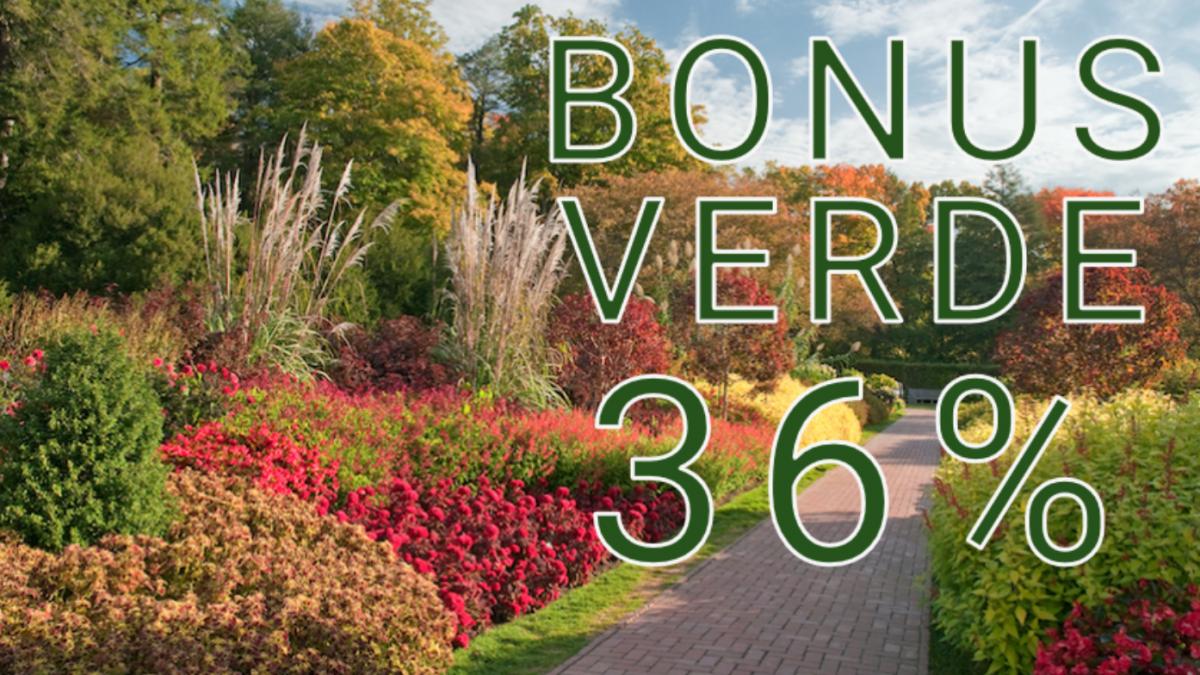 Legge Bonus Verde 2018 bonus verde addio: confermata la cancellazione
