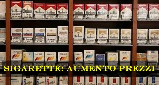 Dal prossimo anno aumenteranno i costi delle sigarette e tabacchi, ma anche i prelievi sui giochi d'azzardo online, slot machines e videopoker.