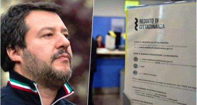 Matteo-Salvini-reddito-di-cittadinanza