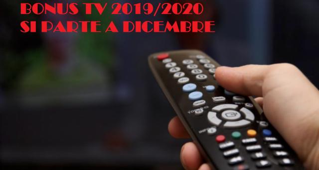 Quali sono i modelli per cui vale il bonus TV da dicembre? Online il Modulo per la domanda e la lista in aggiornamento.