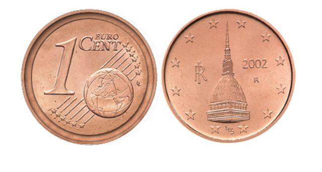 Quale moneta da un centesimo vale fino a 2500 euro: sono uno o due centesimi?