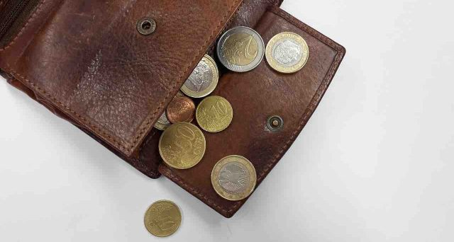 pensione in contanti