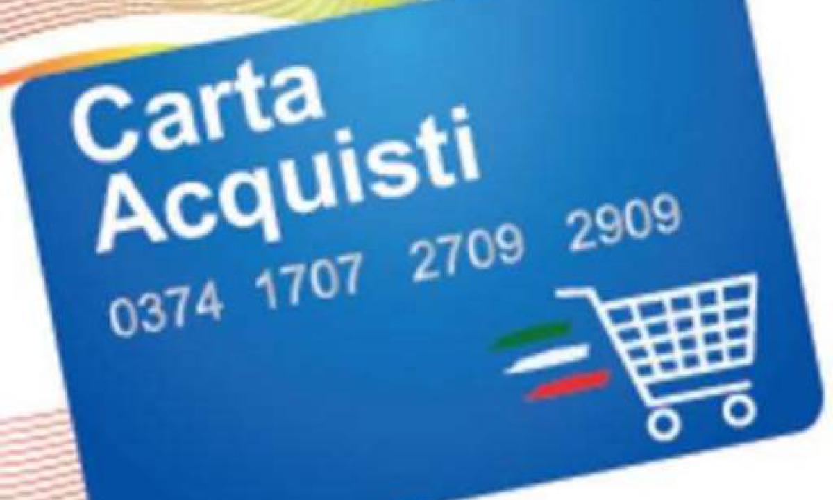 Carta Acquisti 2020 Aggiornati I Requisiti Di Reddito
