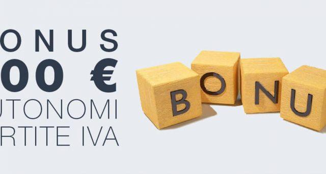bonus in arrivo per partite IVA