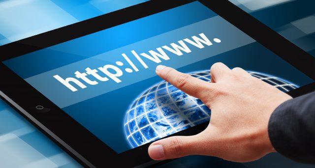 Se l'interessato non ha un proprio sito internet la pubblicazione dovrà, comunque, avvenire tramite le associazioni di categoria