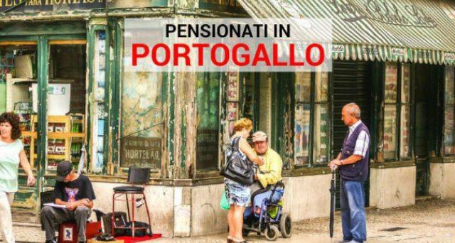 Pensioni in Portogallo senza tasse, tramonta il sogno di trasferirsi  all'estero - InvestireOggi.it