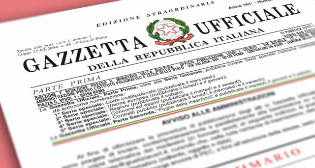 Sono entrate in vigore dal 9 novembre 2020 le ulteriori misure a sostegno di economia, imprese e lavoratori adottate con il decreto Ristori bis