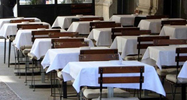 aiuti per ristoranti chiusi e controlli preventivi