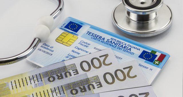 Sparisce dopo 9 anni il superticket sanitario da 10 euro sul visite ed esami. Dal 1 settembre 2020 non si pagherà più.
