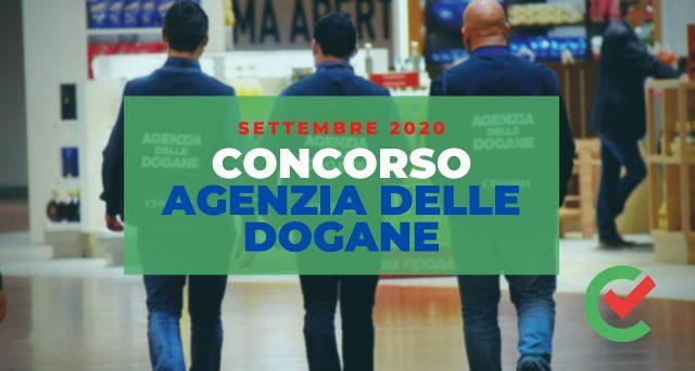 In arrivo 1.266 posti da funzionari e assistenti amministrativi mediante concorso Agenzia delle Dogane. Requisiti e titolo di studio per partecipare.