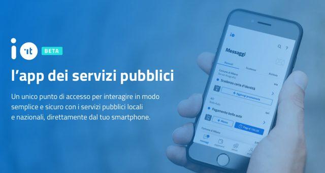 Il governo renderà obbligatoria l'app IO per tutte le amministrazioni pubbliche. Ecco cosa si potrà fare dal proprio smarphone.