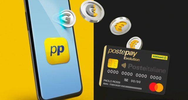 Grazie al codice Iban rilasciato da Poste Italiane, la pensione può essere caricata sulla carta Postepay. Adesso anche in forma digitale.