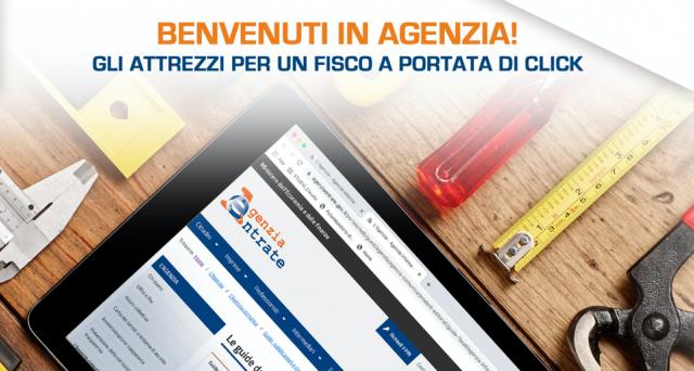 """Pubblicata la guida """"Benvenuti in Agenzia!"""", un ulteriore approfondimento sui servizi offerti dall'Agenzia delle Entrate."""