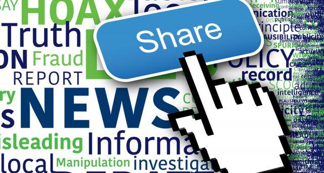 Il Covid ha prodotto una valanga di fake news soprattutto sui social. Il 73% dei giornalisti ha riscontrato disinformazione.