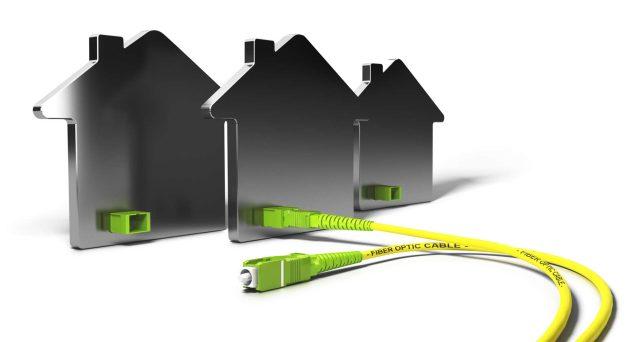 Come cambia il mercato immobiliare in città e in provincia. Smart working e banda larga aumentano in valore delle case.