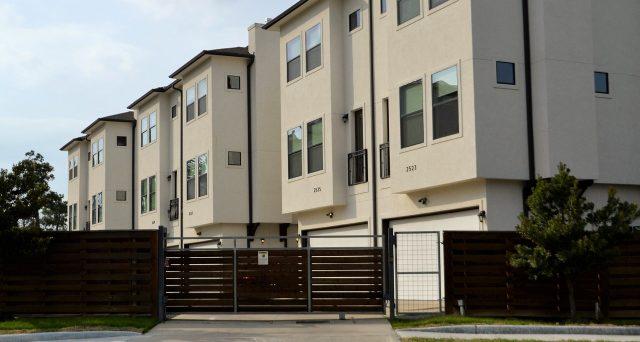 Gli interventi fatti sull'immobile in condominio ma con cancello autonomo sono ammessi al superbonus 110%
