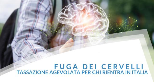 Agevolazioni fiscali fino a 10 anni per il rientro dei cervelli in Italia. Tutte le novità contenute nella legge di bilancio 2021.