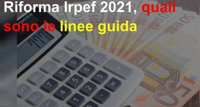 Riforma irpef, primo step per calo tasse. Anche commercianti e artigiani invocano un riequilibrio delle aliquote fiscali.