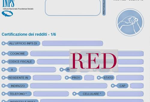 """I pensionati sono tenuti a inviare all'INPS il """"Modello RED 2021"""" (""""Dichiarazione Reddituale – Red Semplificato"""")."""
