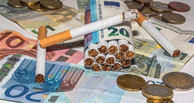 Accise tabacchi 2021: definitiva la proroga nel decreto Sostegni