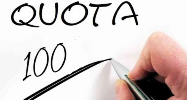 La Pensione Quota 100 fa sorgere diversi dubbi, soprattutto riguardo alla possibilità di continuare a lavorare fino al giorno prima dell'erogazione o meno.
