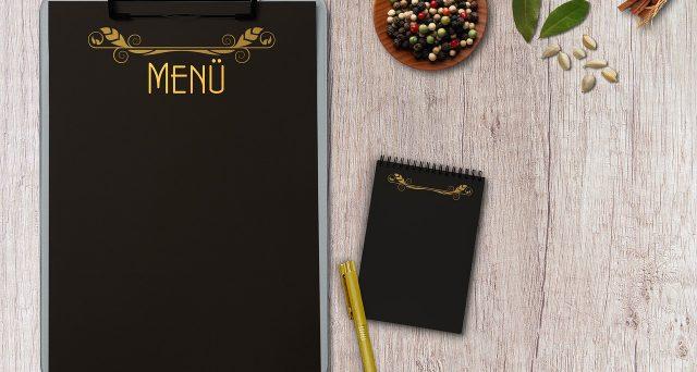 Il bonus Covid nei ristoranti arriva nel menù