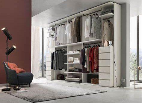 Realizzabili in cartongesso le cabine armadio possono beneficiare del bonus mobili o del bonus 110? Rispondiamo.