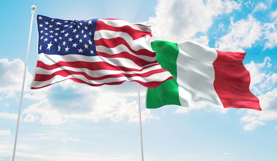 Rispondendo ad un quesito confermiamo la possibilità di ricorrere alla totalizzazione prevista dall'accordo fra Italia e USA.