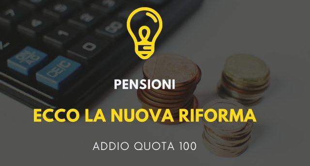 Sale l'entusiasmo per quota 101 o 102, ma la riforma pensioni dovrà fare i conti con i vincoli di bilancio europei.