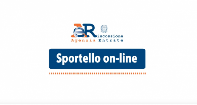 Sportello Online Agenzia delle entrate riscossione