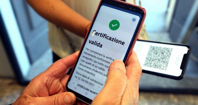 Green pass lavoratori, dall'INPS il nuovo servizio di verifica