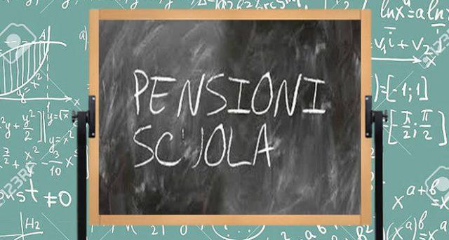 L'Italia vanta il primato degli insegnanti più vecchi d'Europa. Il mestiere oltretutto è usurante, serve una riforma pensioni seria e credibile.