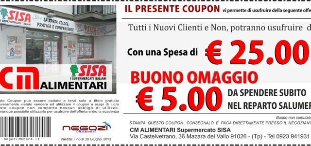 Fare la spesa gratis o quasi con buoni sconto e coupon for Buoni coupon