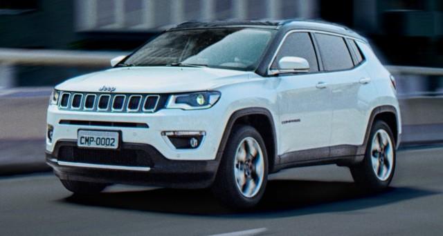 jeep compass la nuova versione parte alla conquista della cina motori e auto. Black Bedroom Furniture Sets. Home Design Ideas