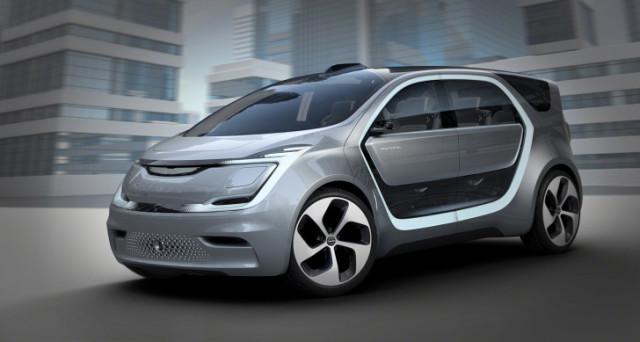 Chrysler Portal: il primo veicolo a guida autonoma ed elettrico di FCA