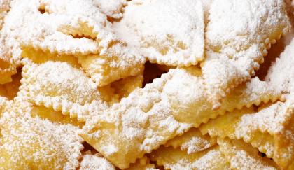 Ricette dolci di carnevale 2017 le chiacchiere e dove for Siti ricette dolci