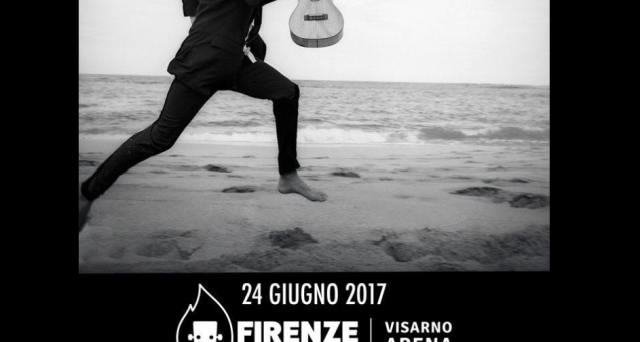 Concerto Eddie Vedder 2017 a Firenze: prezzi biglietti su TicketOne