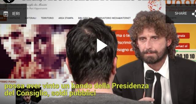 Le Iene puntata di ieri 19 febbraio: video inchiesta choc su Palazzo Chigi